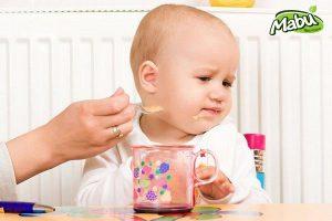 Biếng ăn ở trẻ và giải pháp