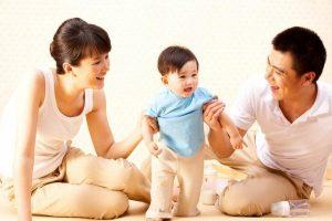 Các mốc phát triển kỹ năng vận động của trẻ