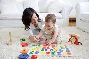 giáo dục sớm cho trẻ từ 0 đến 3 tuổi