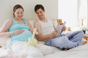 chăm sóc thai phụ