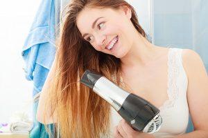 chăm sóc tóc khi giao mùa